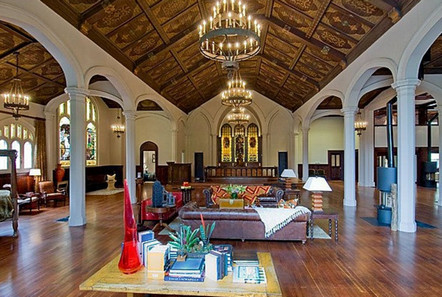 converted church holy crap that s f in gorgeous zillow
