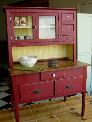 antique red kitchen cabinets vintage page 2 reclaimedhome 4127