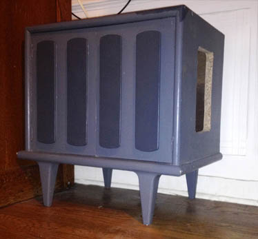 Litter Box Furniture Diy