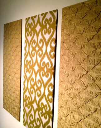Wall panels for Padded wall wallpaper