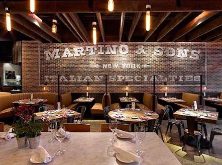 Italian Restaurant Scarsdale